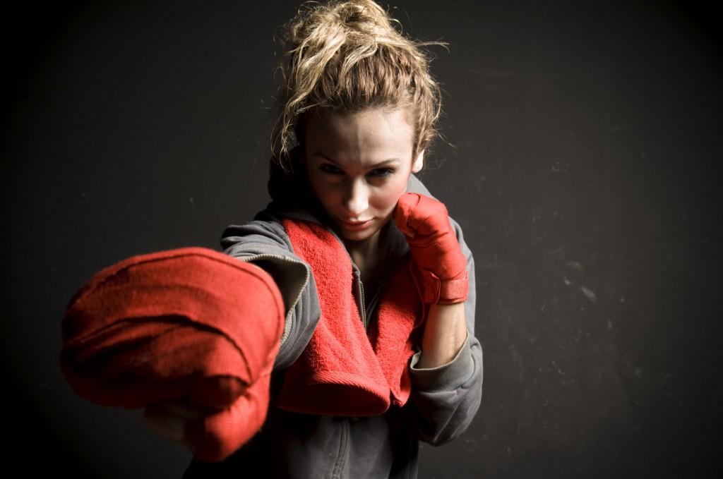 accesorios practica boxeo