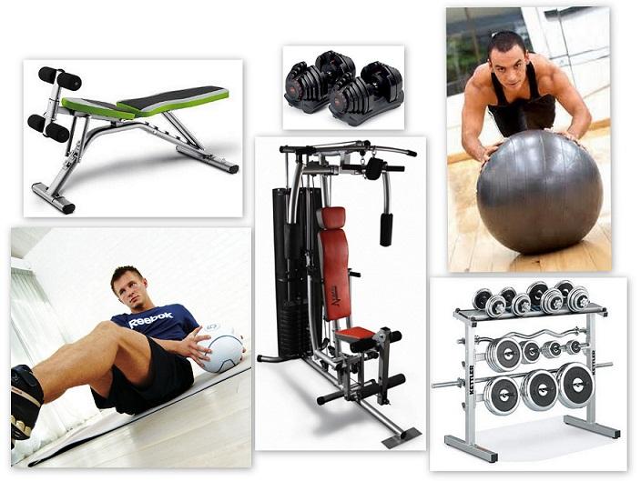 6 piezas esenciales para equipar tu gimnasio - Casa con gimnasio ...