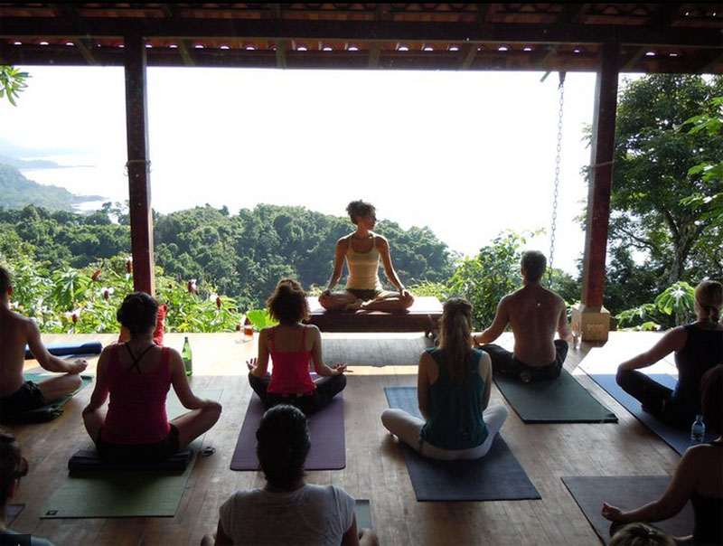 Anamaya Yoga Resort41
