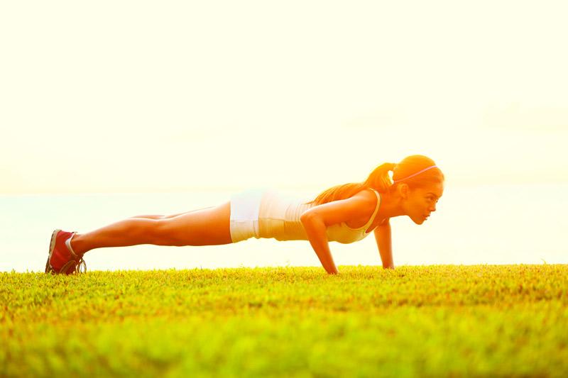 Buenas razones para hacer ejercicio