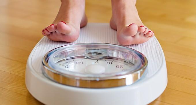 Afrontar una recaída y recuperación de peso