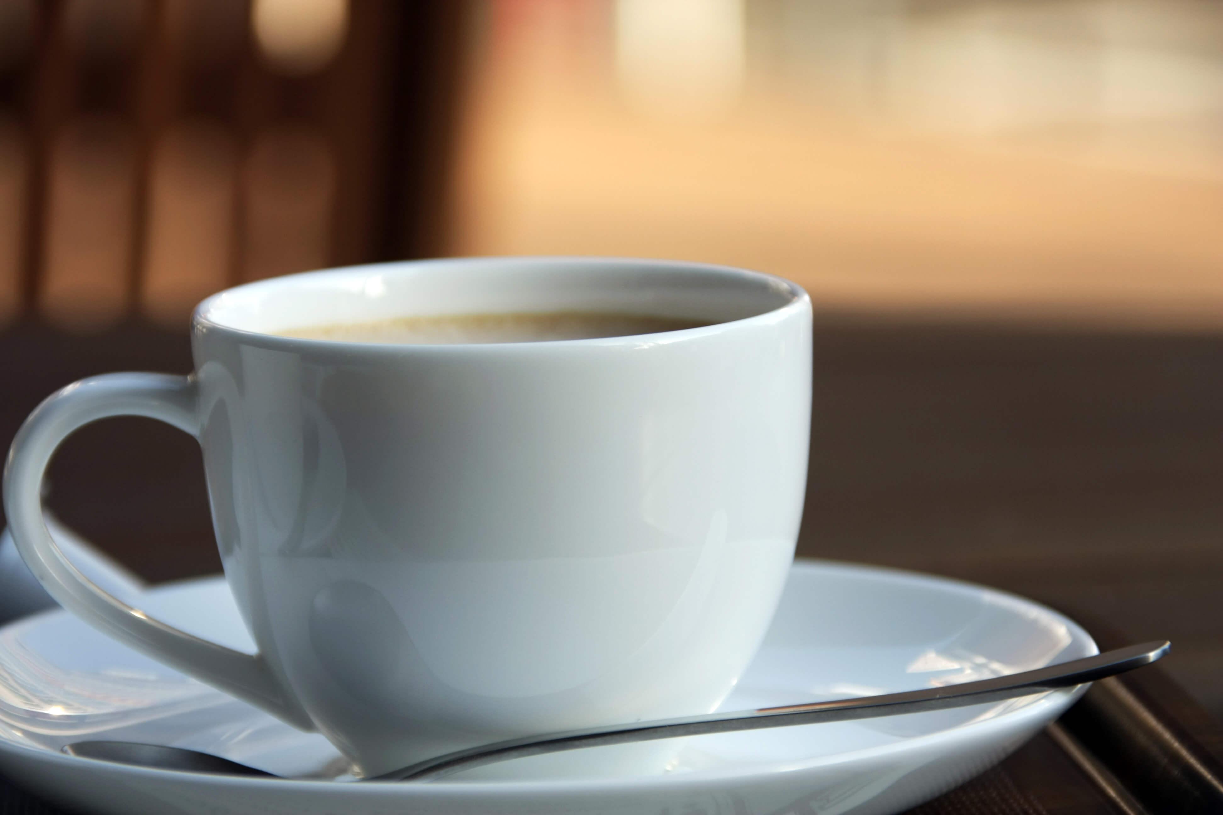 Café quema calorías