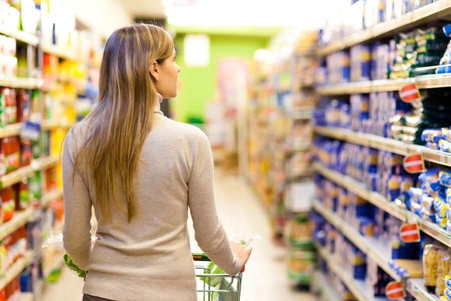 Cómo comprar para tener una buena alimentación