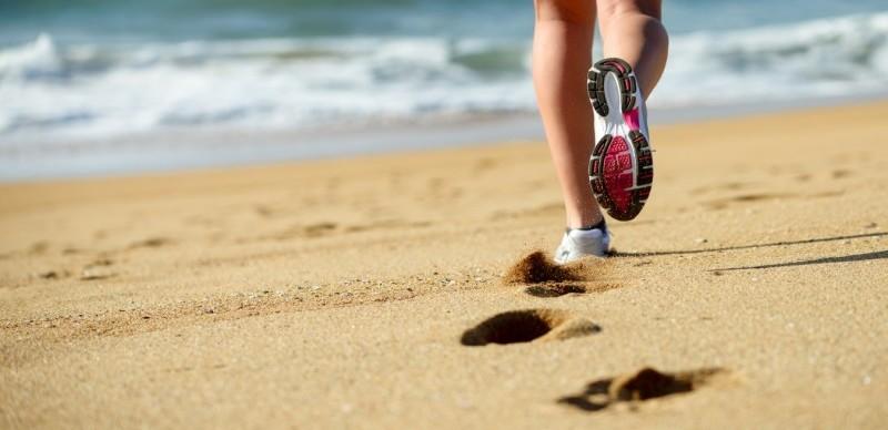entreno playa