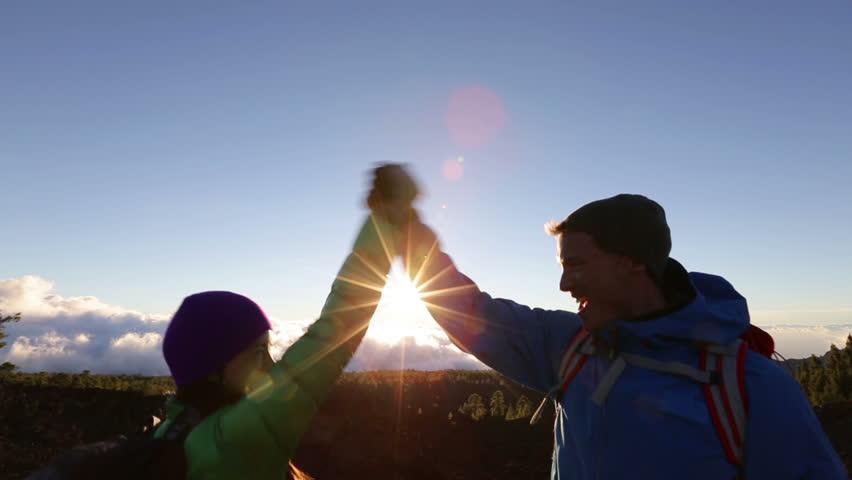 trekking-en-pareja