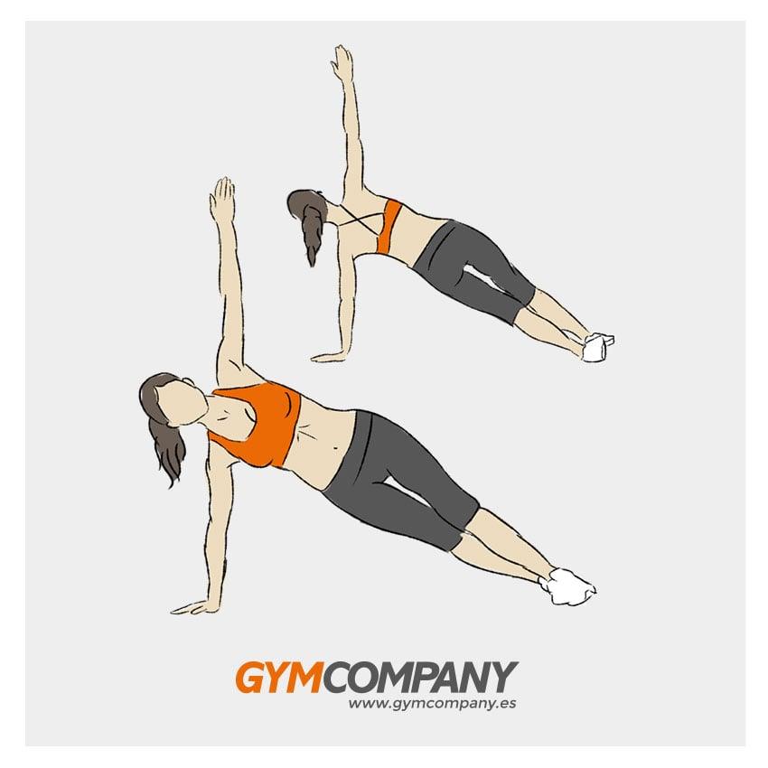 abdominales-para-mujeres-plancha-giro