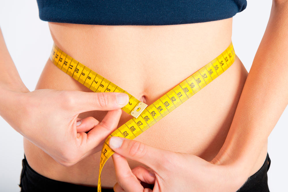 Reducir grasa del vientre