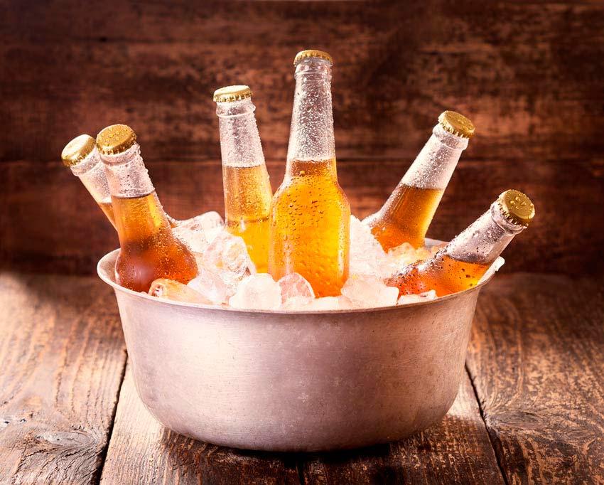 botella cerveza