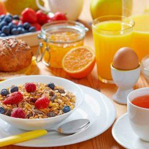 23 desayunos saludables y rápidos