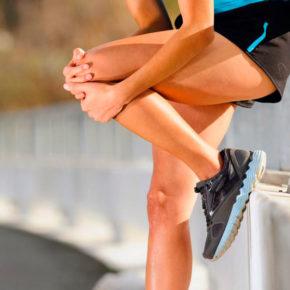 Cómo mantener tus rodillas saludables y felices durante cualquier entrenamiento