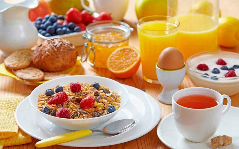desayunos sanos y rapidos desayuno