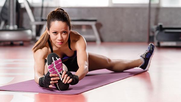 estiramientos y flexibilidad