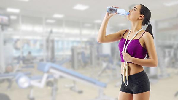 La hidratación en el entrenamiento