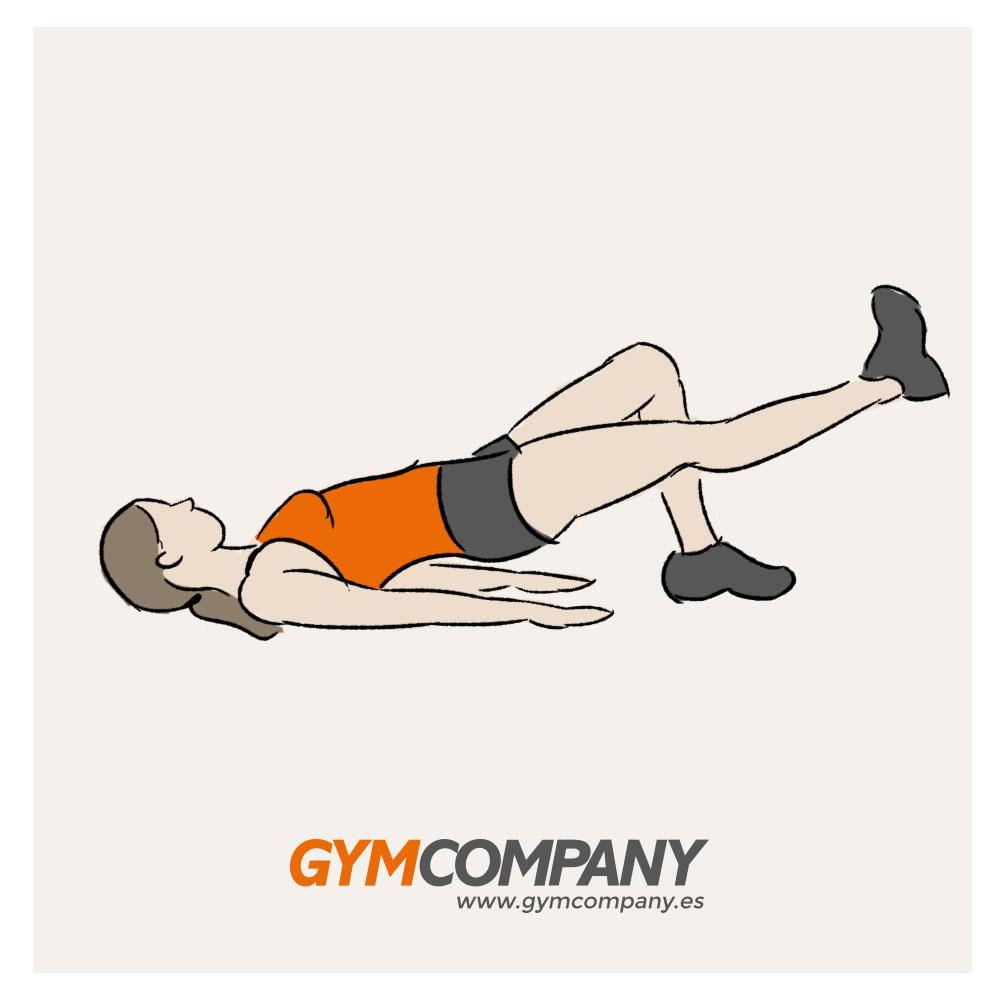 Levantamiento de pierna