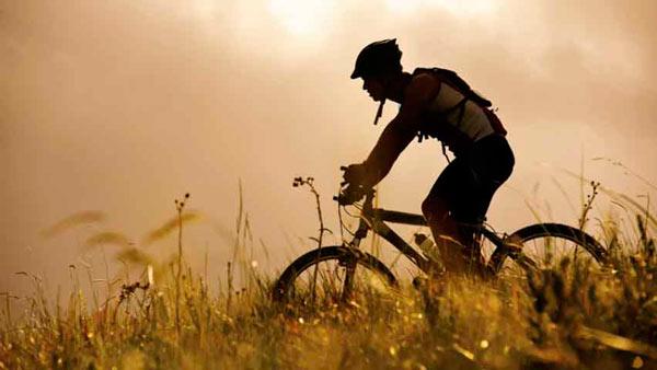 bicicleta al aire libre