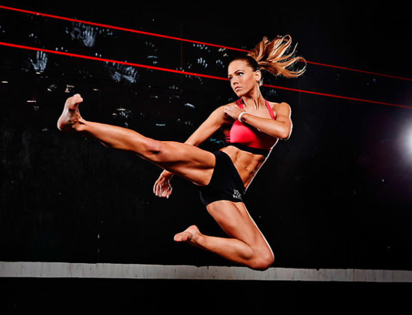 crossfit mujeres artes marciales
