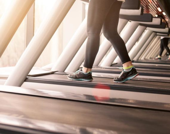 mantenimiento cinta de correr gimnasio