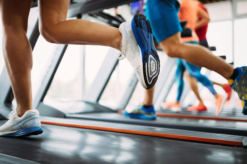 mantenimiento cinta de correr corriendo