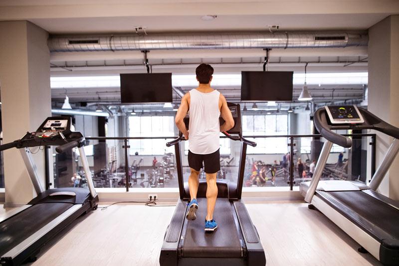 mantenimiento cinta de correr