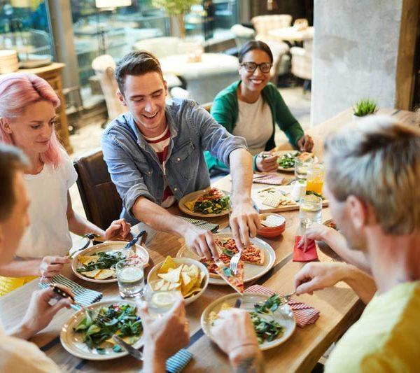 Recetas fitness navidad con amigos