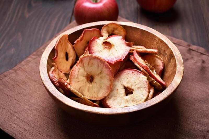 snack-manzana