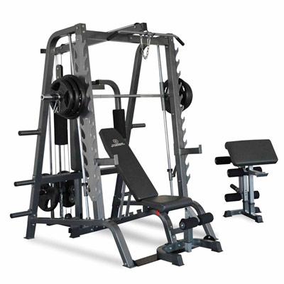 2 titanium strength total smith machine