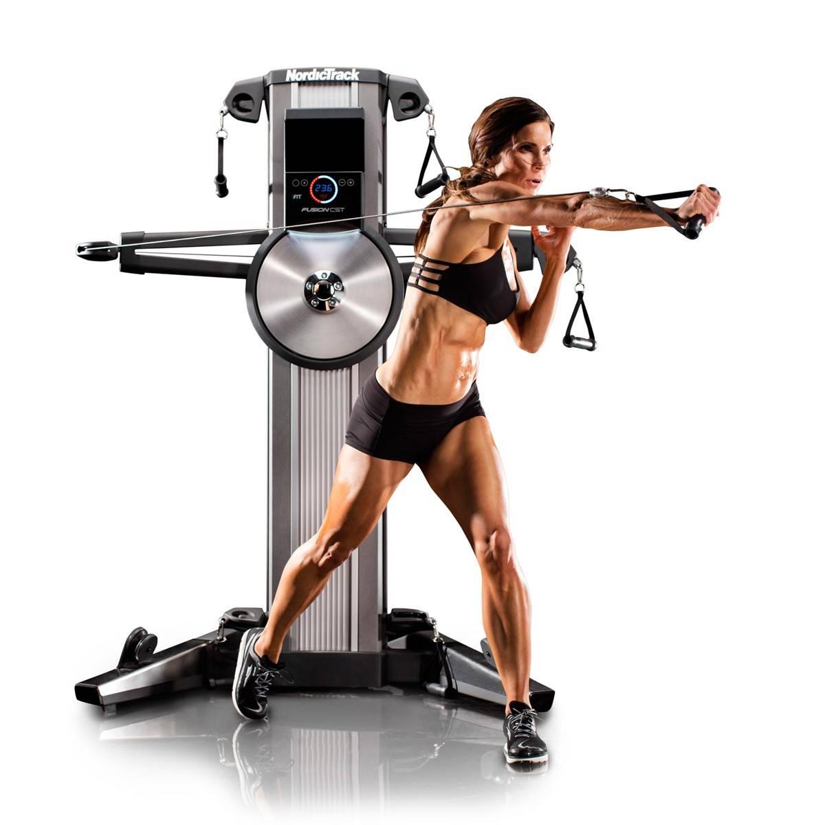 Máquinas de Musculación Interactivas