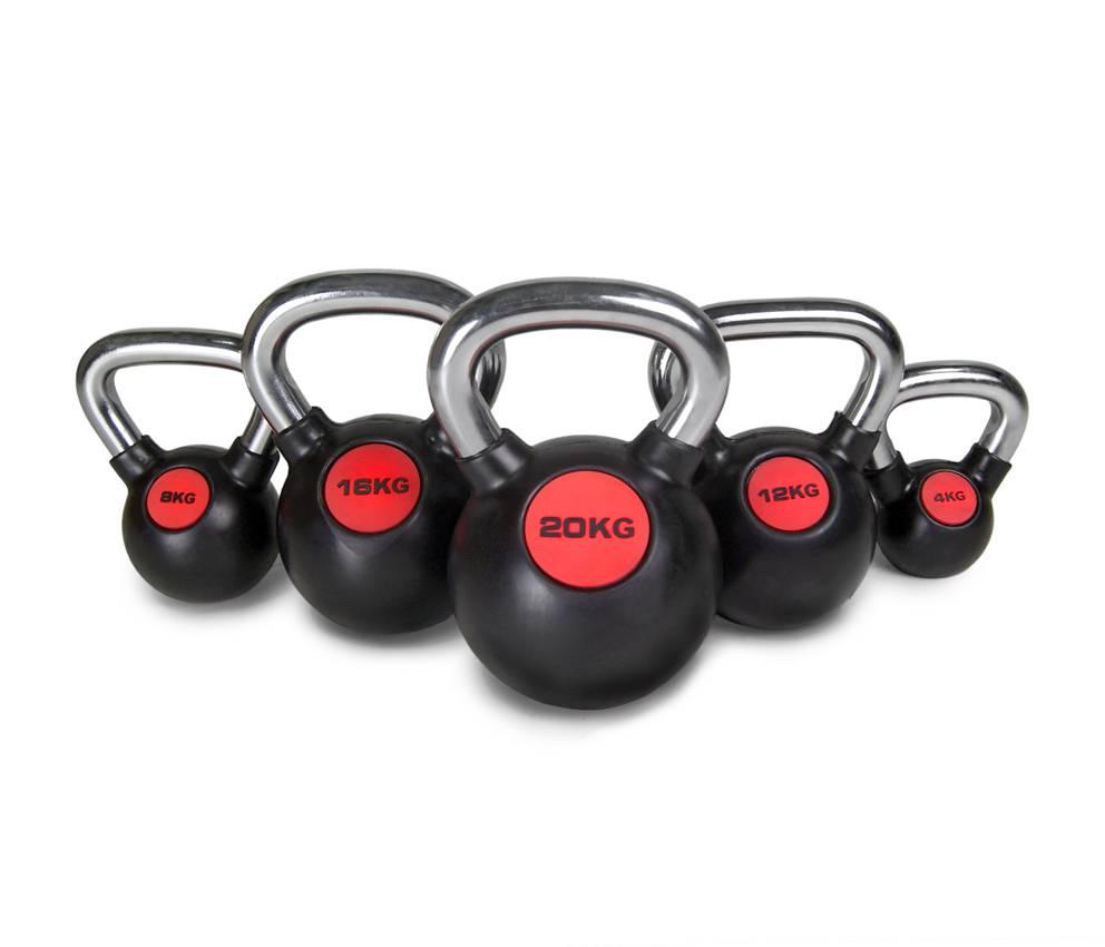 Set de pesas Kettlebells