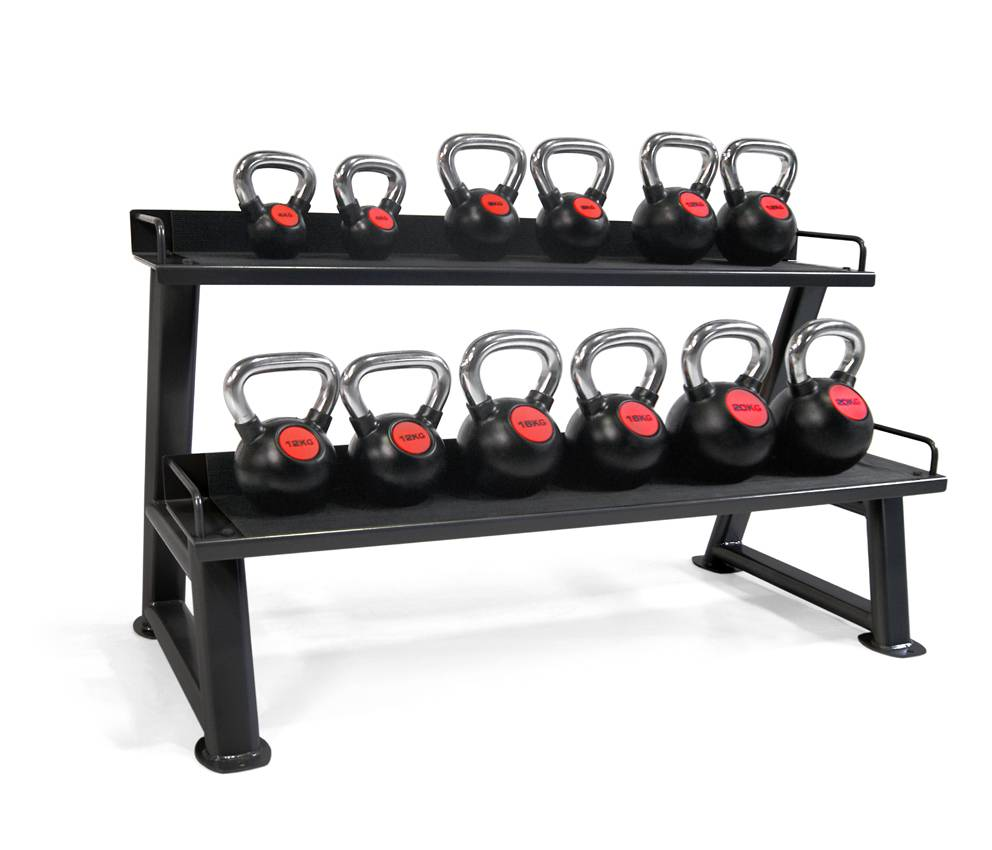 Rack para Kettlebells
