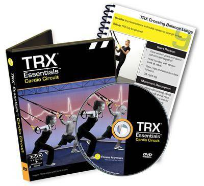 TRX DVDs