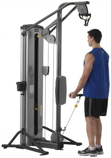 Compra cybex vr1 series dual biceps and triceps for Equipo para gym