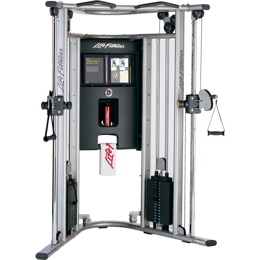 Compra life fitness g7 multigimnasio al mejor precio online - Gimnasio domestico ...
