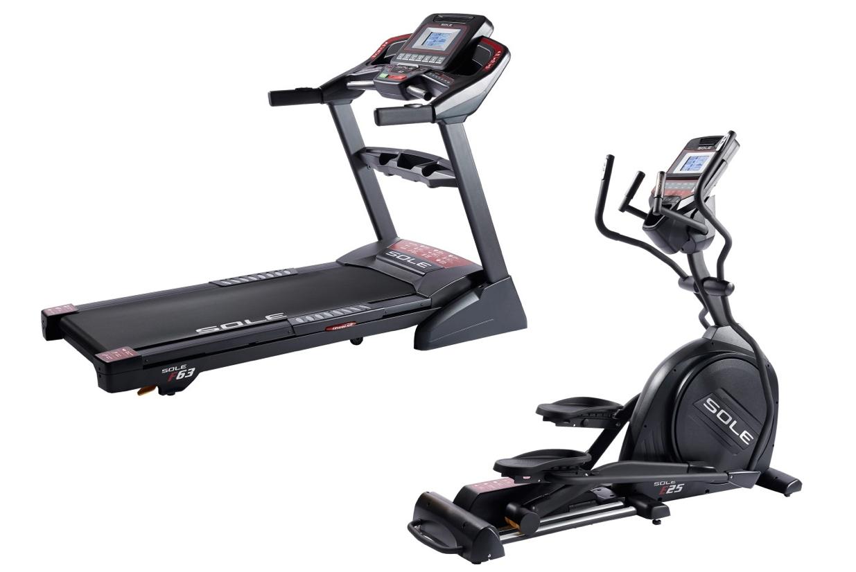 Compra sole fitness cardio silver pack al mejor precio online - Gimnasio domestico ...