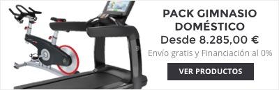 M quinas de gimnasio fitness y aparatos musculaci n - Gimnasio domestico ...