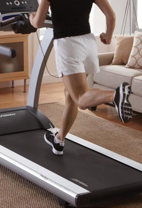 Ejercicio cinta de correr