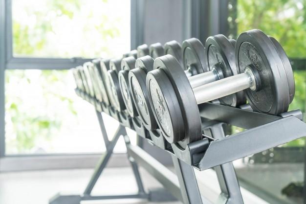Máquinas de musculación